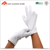 Factory supply professional microfiber Antistatic Hand Gloves with beautiful price