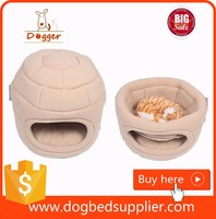 Manufacture whoelsale low price luxury pet dog bed fabric cat pet cave dog house