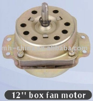 Box Fan copper Motor made in China