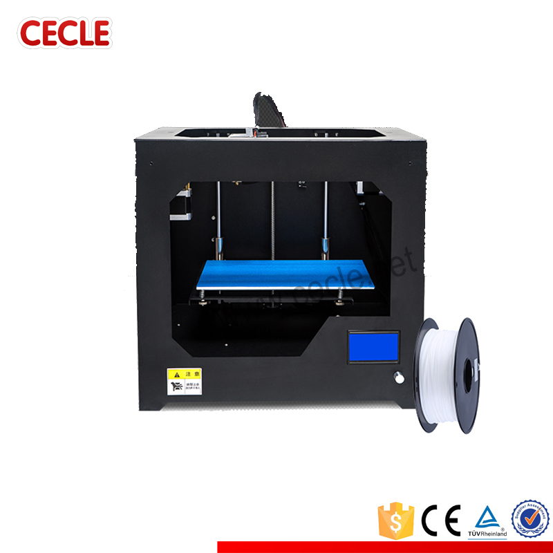 Made in Shenzhen Auto Level Desktop 3D Printer Prusa I3 DIY 3D Printer Kit with 220*220*240MM Home Used 3D Printer
