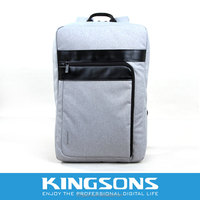 15.6inch nylon laptop backpack for teens