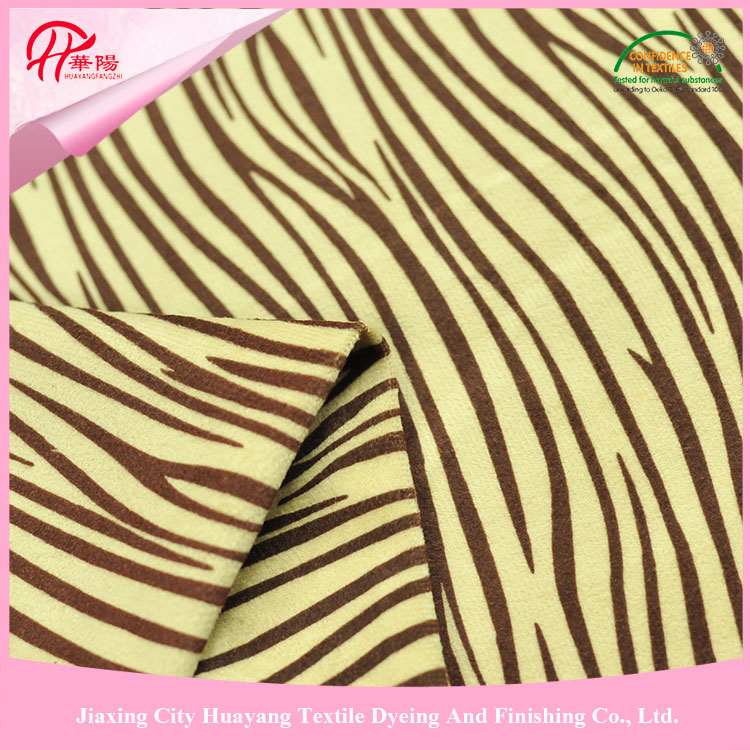 High quality fabric money print