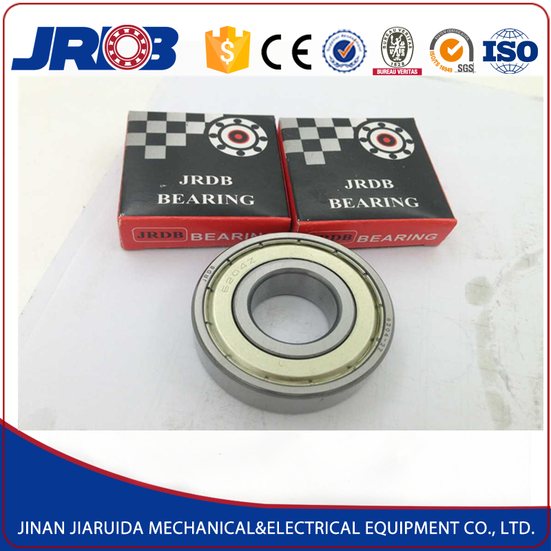 High precision motorcycle engine bearing 6204 zz 6204 2rs