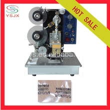 Cheap Electric Ribbon Coding Machine For date/price/numbers