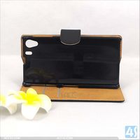 Cell Phone Accessories Wholesale Wallet Leather Case for Sony Xperia L36h P-SONYXPERAIAI1CASE001