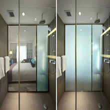 Switchable magic smart glass pdlc film