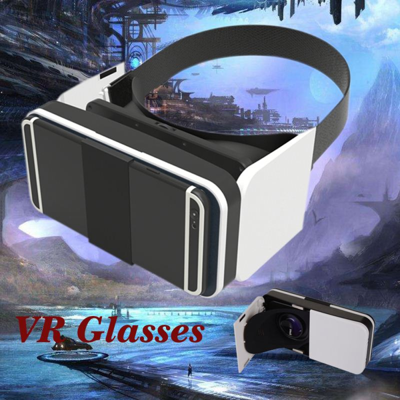 Discount Price Smart Phone Use VR 3D Glasses/Portable Video Box 3D Glasses