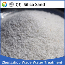 60Mesh high grade washed silica sand