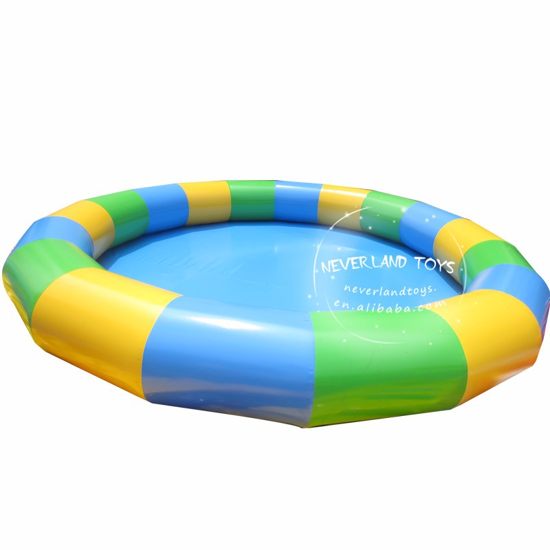 Customized Design NEVERLAND TOYS Inflatable Swimming Pool Outdoor Sports Summer Pool for Sale