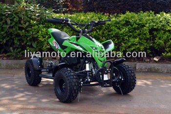 49CC MINI ATV QUAD FOR KIDS 2 STROKE WITH PULL START