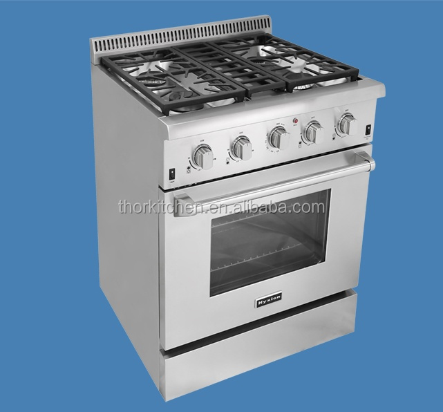 Stainless Steel Used Kitchen Appliance with oven