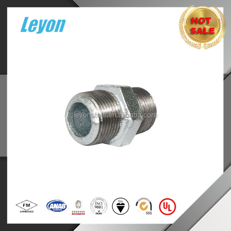 New Products Iron Pipe Fitting Hydraulik Nipple