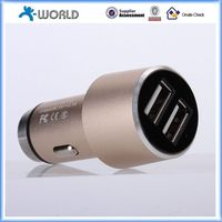 High end mobile phone car charger with low price