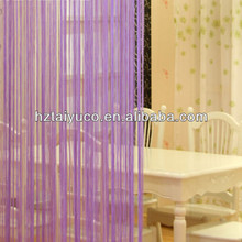 window spaghetti string curtain for home decoration