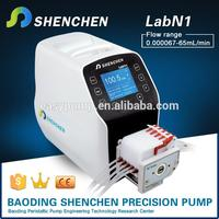 electric fuel,ink pump for lab use