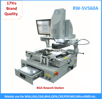 Hot sale high precision optical alignment system RW-SV560A bga repair machine