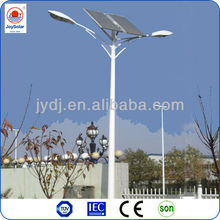 high luminal with dual arms outdoor LED light highway