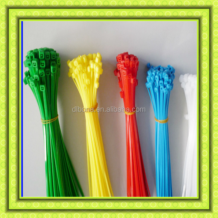 PVC PA PP PETCable tie nylon cable tie polyamide cable tie