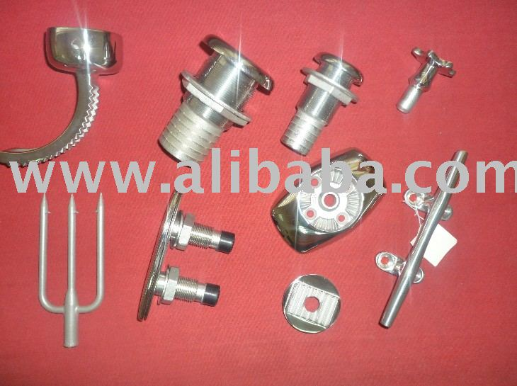Ship Fittings, Investment Casting ( Lost Wax Casting)