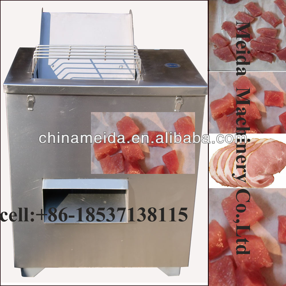 Automatic High Quality Home Restaurant Use meat cube cutter For Diced Meat, Shredded Meat,Sliced Meat