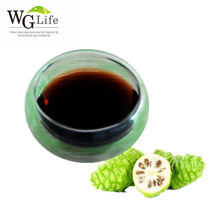 Bulk Beverage Additives Fresh Organic Noni Fruits Juice Extract, Pure Noni Enzyme Powder