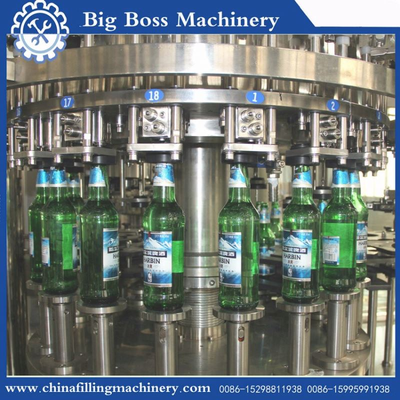 High Quality aluminum beer can manufacturers production line