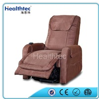 comfort air filled inflatable recliner sofa electric massage standing up chair living room furniture