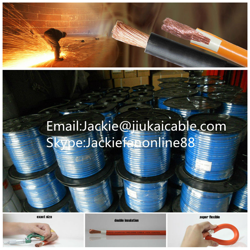 35mm2 rubber welding cable,pure copper,300AMP rubber welding cable leister plastic welding