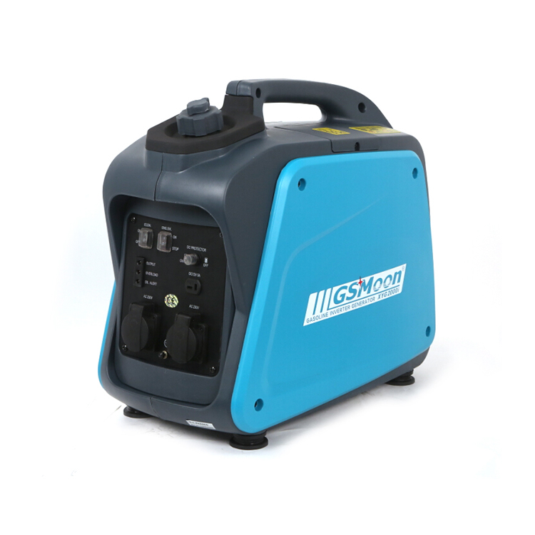 New 2kw CE GS PSE EPA CARB approval portable generator for camping