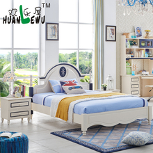 prince bedroom sets in American Style children bedroom furniture for boy