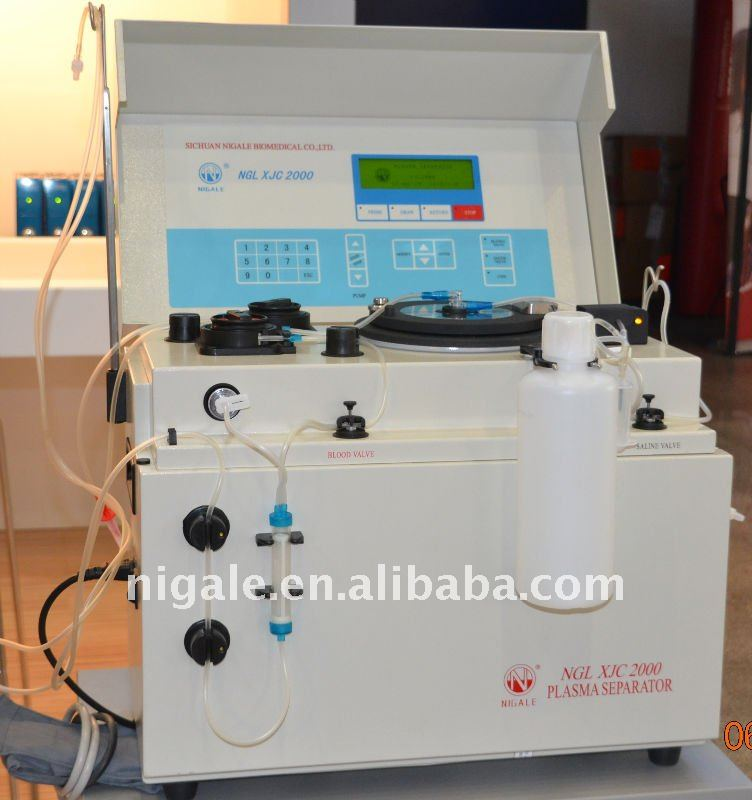 Plasma Separator - ideal for mobile collection