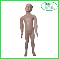Fiber glass children clothing model