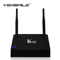 Amlogic S905 android tv box KIII 2GB/16GB Android 5.1BT4.0 Fully 4k Android tv box KIII