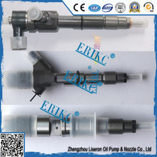 Inyector bo-sch diesel 0 445 120 221 inyector common rail bo-sch WEI-CHAI 612600080971 for Fo-ton Sino-truck