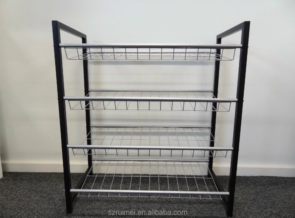 modern practical shoe rack for shoes storage
