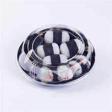 KW1-2113A Disposable Sushi Tray Food Grade Plastic Container Takeaway Food Container