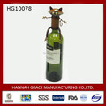 Wine Bottle Decoration For Gift Cat Wine Bottle Cover