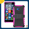 2015 China Wholesale! Factory price shockproof hybrid hard cover case for Nokia Lumia 640