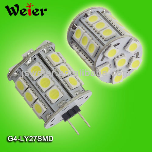 RA80 27pcs 5050smd g4 <strong>led</strong>