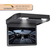 13.3inch bus tv monitor car roof mount dvd player