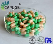 Halal empty gelatin capsules medicine pills size small size 2 3 4