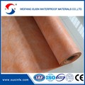 300g PP and PE composite self adhesive waterproofing membrane