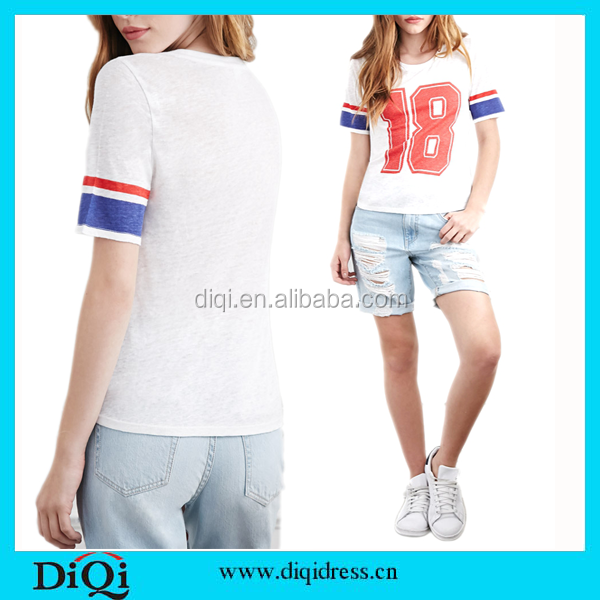 Wholesale sports clothing oem 100 cotton plain white for Wholesale t shirts american apparel