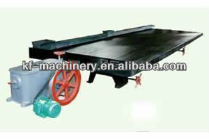 New national standard best performance gravity separation shaking table with reasonable price