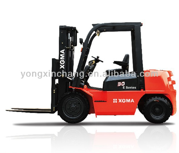 container diesel forklift trunck 2.0-3.0T with CE