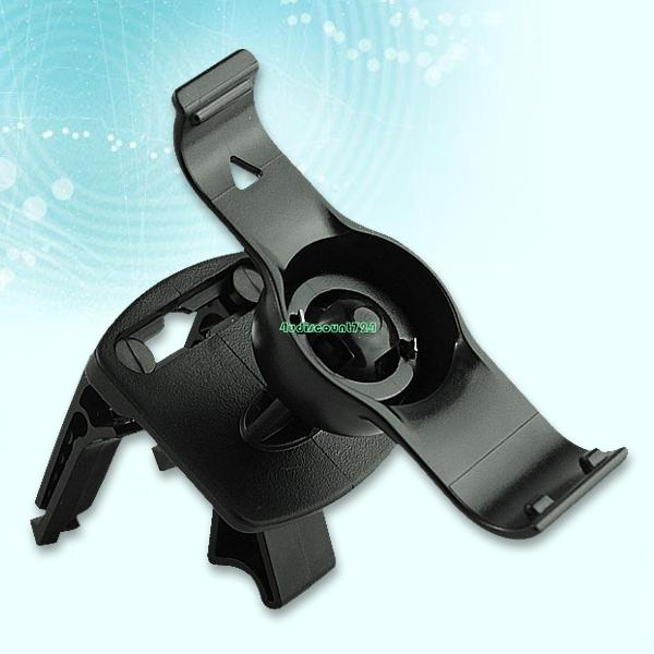 gps holder for garmin gps nuvi 40 40lm car air vent mount clip & cradle bracket holder EN0902