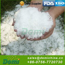 factory price biodegradable fake snow for decoration