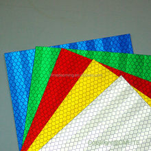 High Intensity Prismatic(HIP) Grade Reflective sheeting ASTM D4956 Type IV