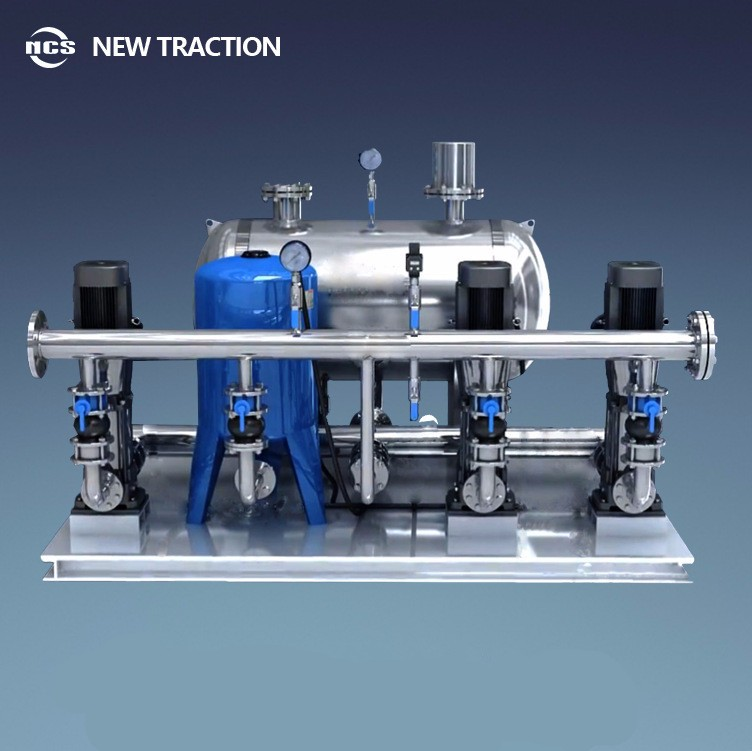 NCS series multistage booster centrifugal pump water supply system