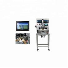 Hoge Precisie Mobiele Telefoon Reparatie 220 v 500 w Lcd Panel Pulse Flex Kabel Bonding Machine
